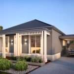 Edge Cottage Classic Facade Devinehomes Home