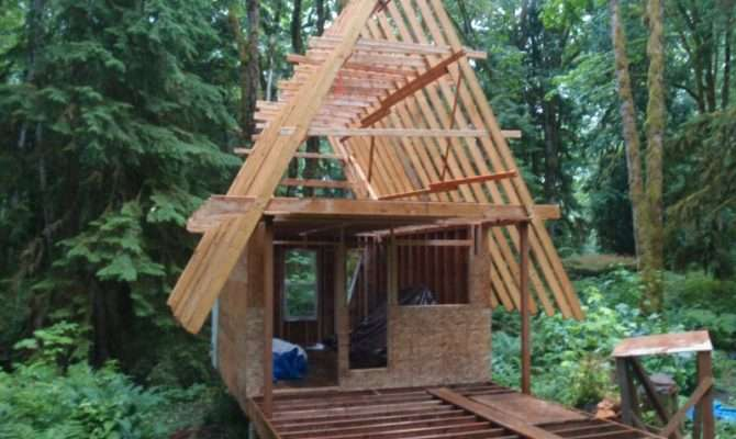 Edge Pinterest Frame Cabin Earth Bag Homes Straw Bales