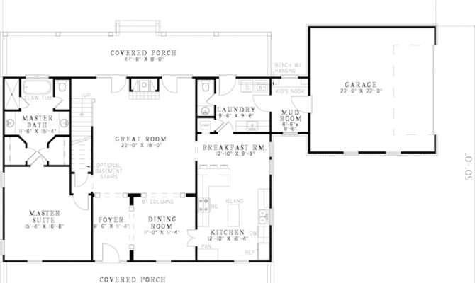 Edison Hill Cape Cod Home Plan House Plans More