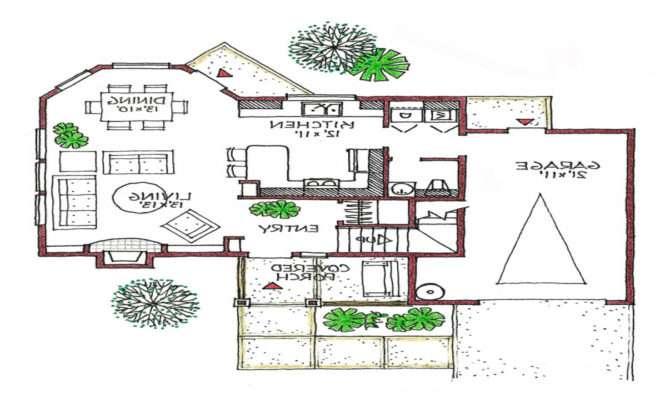 Efficient Floor Plans Open Story Space