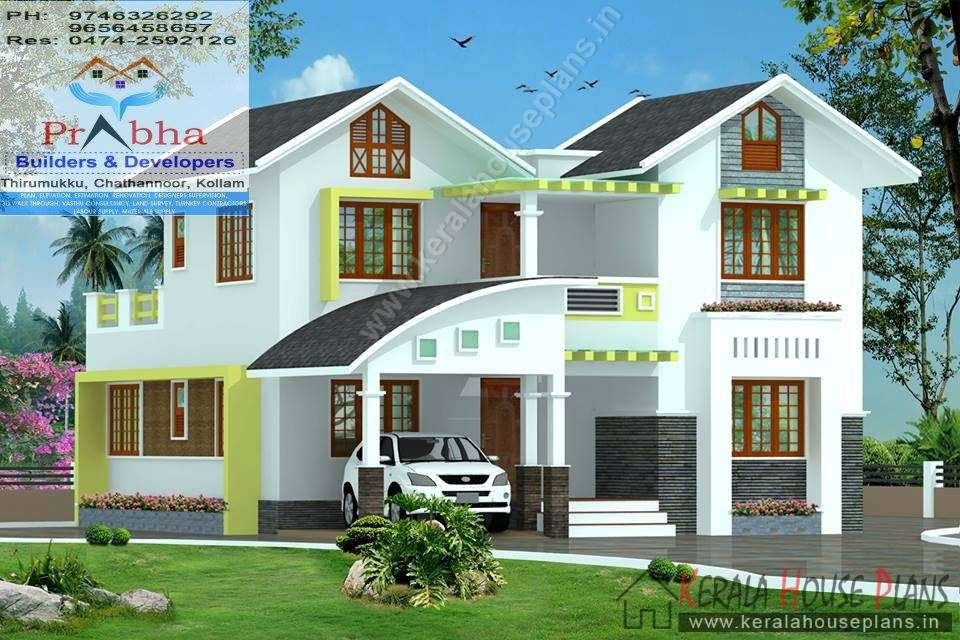 Four Bedroom Kerala House PlansBedroomHome Plans Ideas Picture