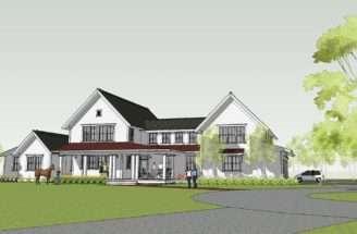 Elegant Home Designs Blog Modern Farmhouse Ron Brenner Architects