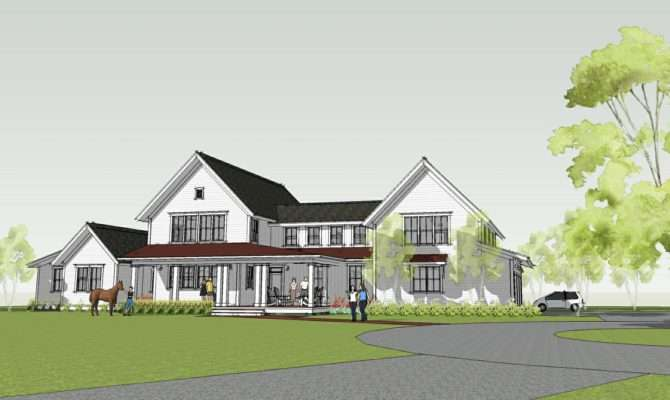 Elegant Home Designs Blog Modern Farmhouse Ron Brenner
