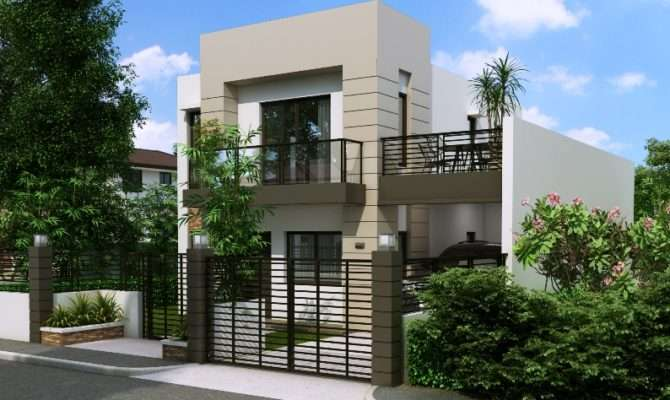Elegant House Small Balcony Home Decoratings Diy