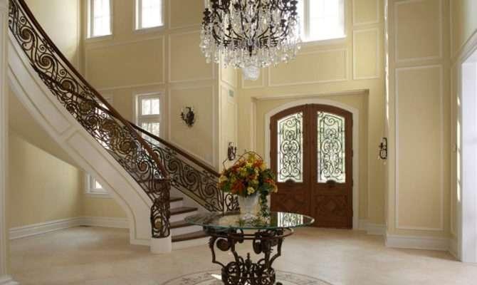 Elegant Two Story Foyer Hgtv