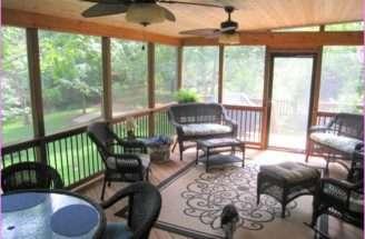 Enclosed Patio Ideas Home Design