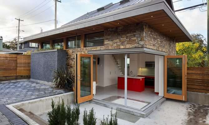 Energy Efficient Contemporary Laneway House Lanefab Small