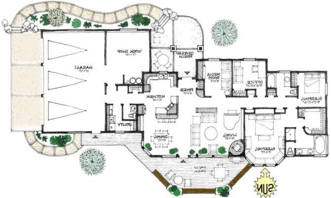 Energy Efficient Houseplans