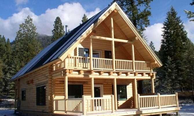 Energy Efficient Logs Includes Design Samples Plans Log Cabins