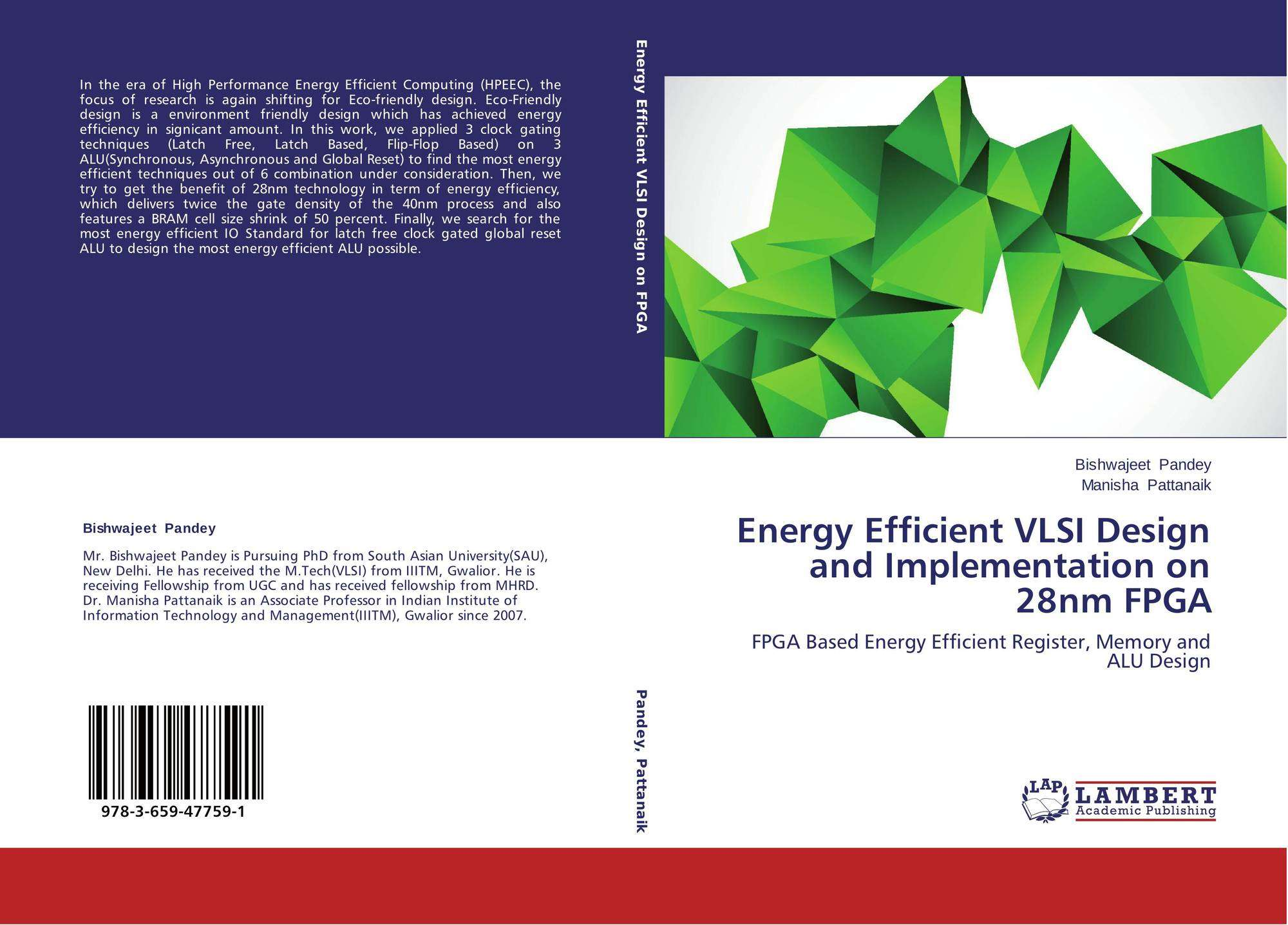 Energy Efficient Vlsi Design Implementation