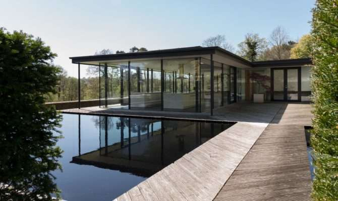 England Magnificent Modern Houses Architectural Digest