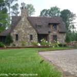 English Cottage Built Bonner Custom Homes