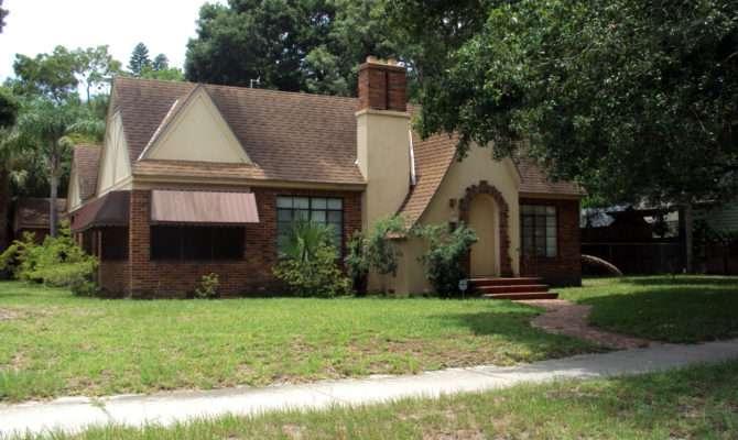 English Cottage Style House