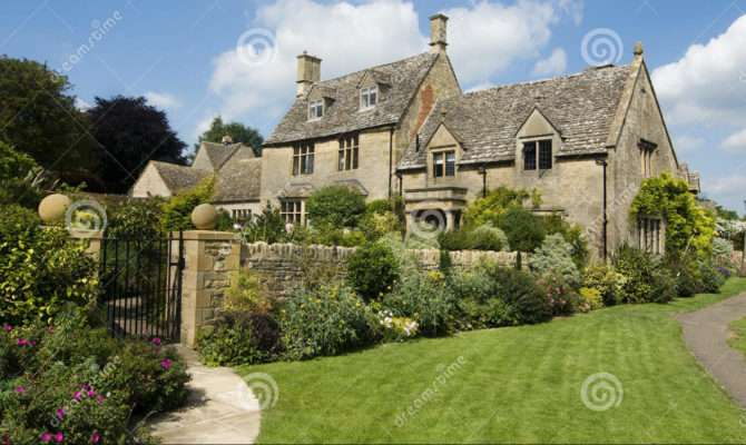 English Country Homes Made Stone