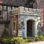 English Tudor Revival Ken Vona Construction
