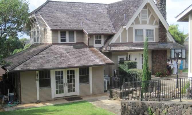 English Tudor Style House Mckinley Honolulu Flickr