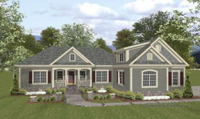 Eplans Cottage House Plan Versatile Open Layout Square Feet