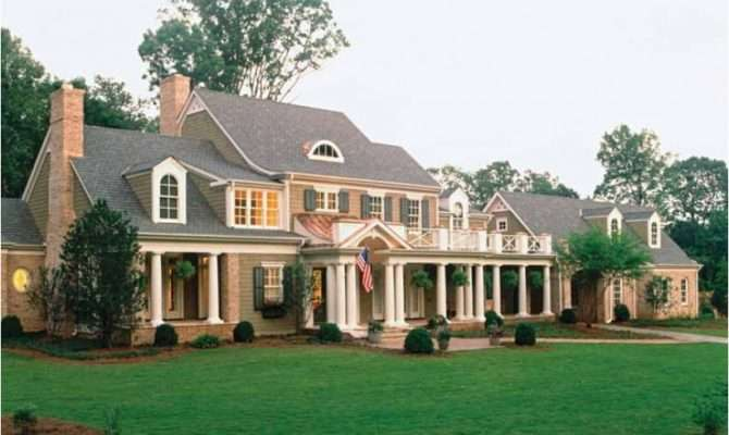 Eplans Country House Plan Centennial Southern Living