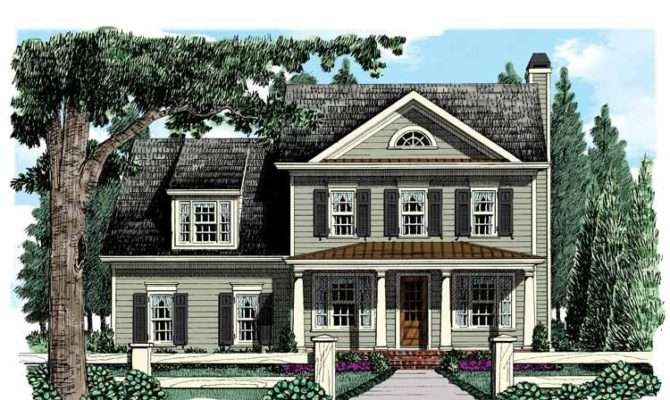 Eplans Country House Plan Great Flow Thoughtful Details