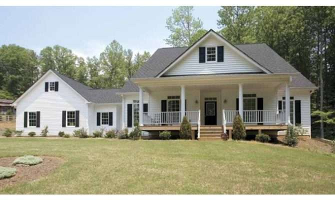 Eplans Country House Plan Relax Front Back Porches