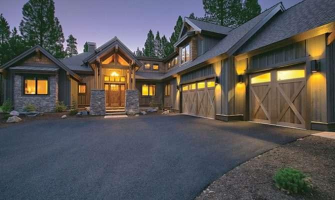 Eplans Craftsman Style House Plan Lodge