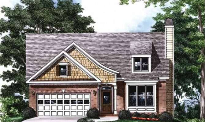 Eplans Dutch House Plan French Country Flair Square Feet