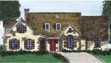 Eplans English Cottage House Plan Three Bedroom