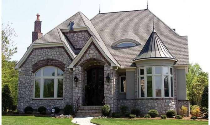Eplans French Country House Plan Charming European Cottage
