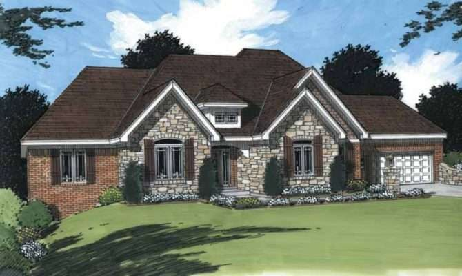 Eplans French Country House Plan Deluxe Basement