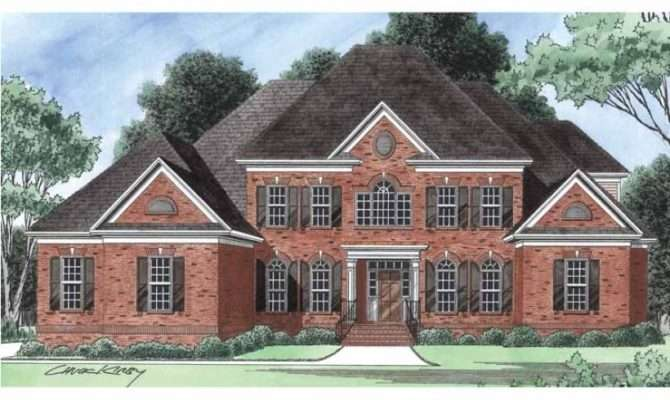 Eplans French Country House Plan Focused European