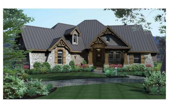 Eplans French Country House Plan Perfect Entertaining