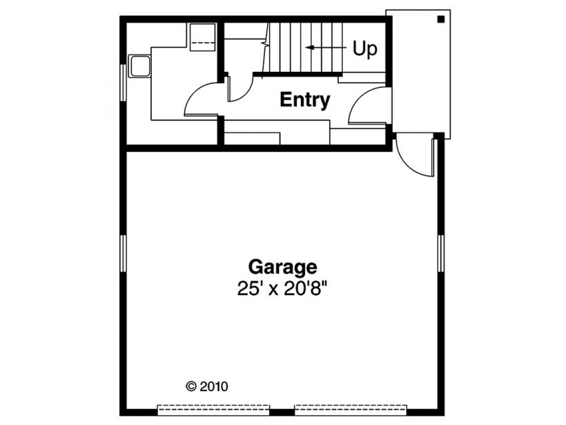 Eplans Garage Plan Premium Presented Home Planners
