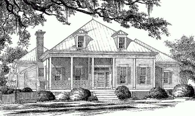 Eplans Low Country House Plan Alta Vista Southern Living