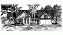 Eplans New American House Plan Symmetrical Folk Victorian