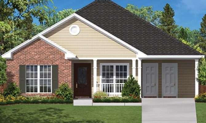 Eplans Ranch House Plan Cozy Yet Spacious Square Feet