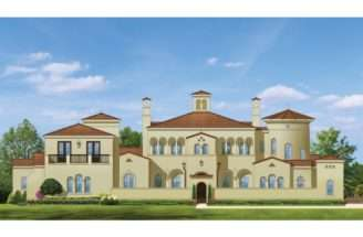Eplans Spanish House Plan Supreme Indoor Outdoor Living