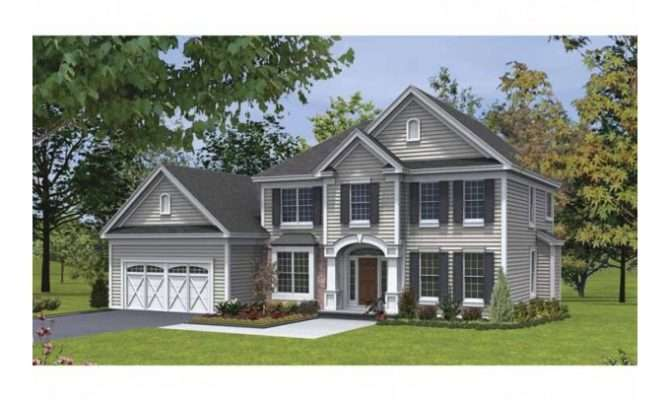 Eplans Traditional House Plan Four Bedroom Square