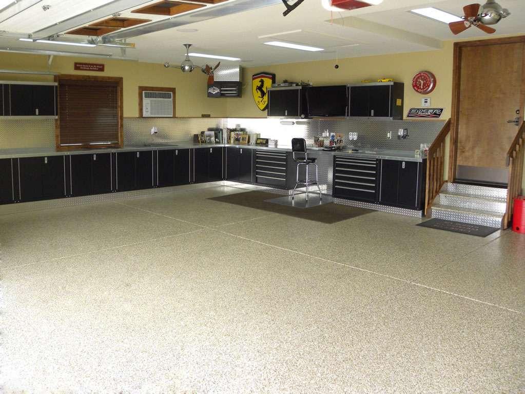 Epoxy Garage Floor Cost Per Square Foot
