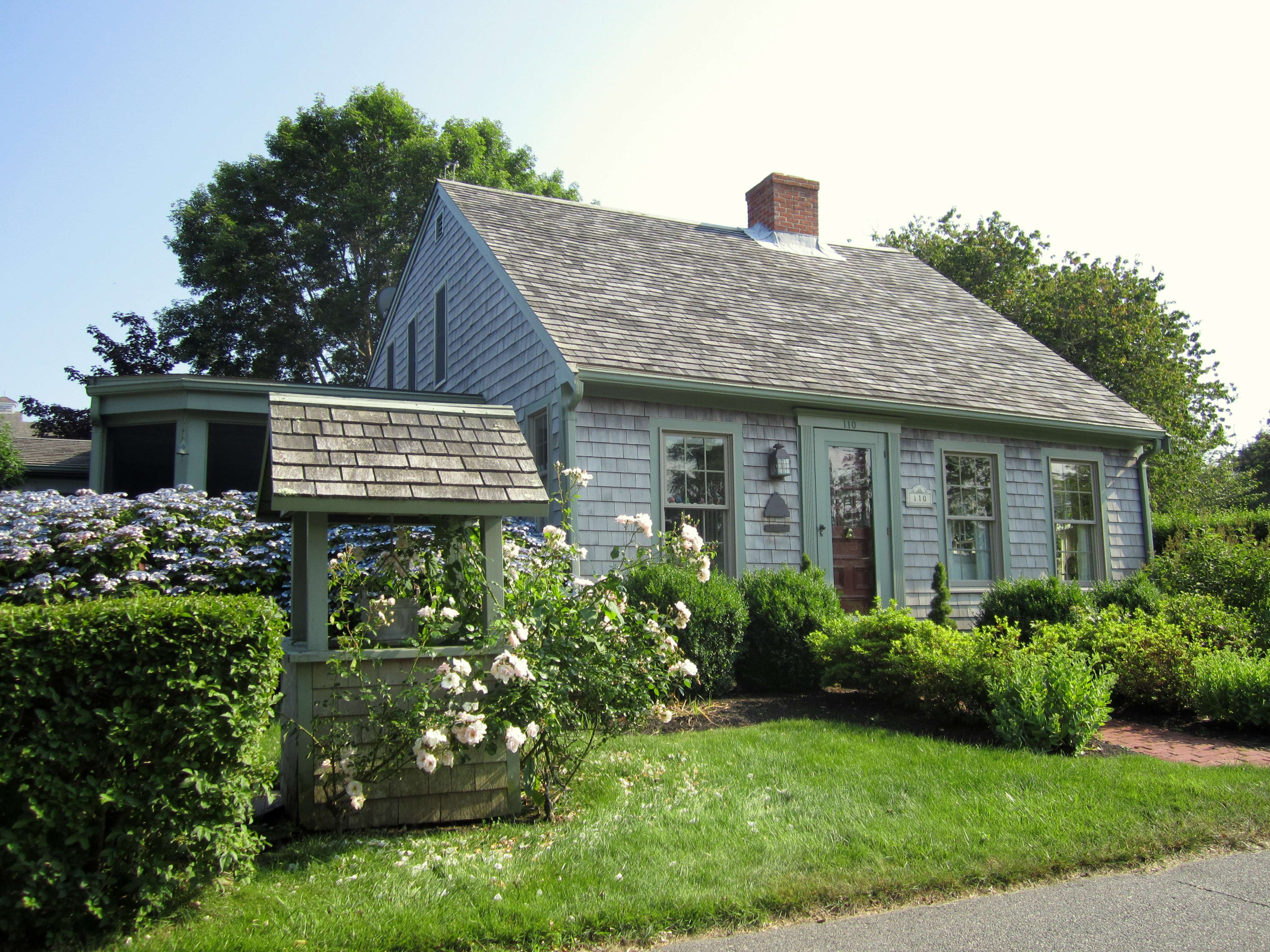 Essay Cape Cod Houses Adventurous Kate