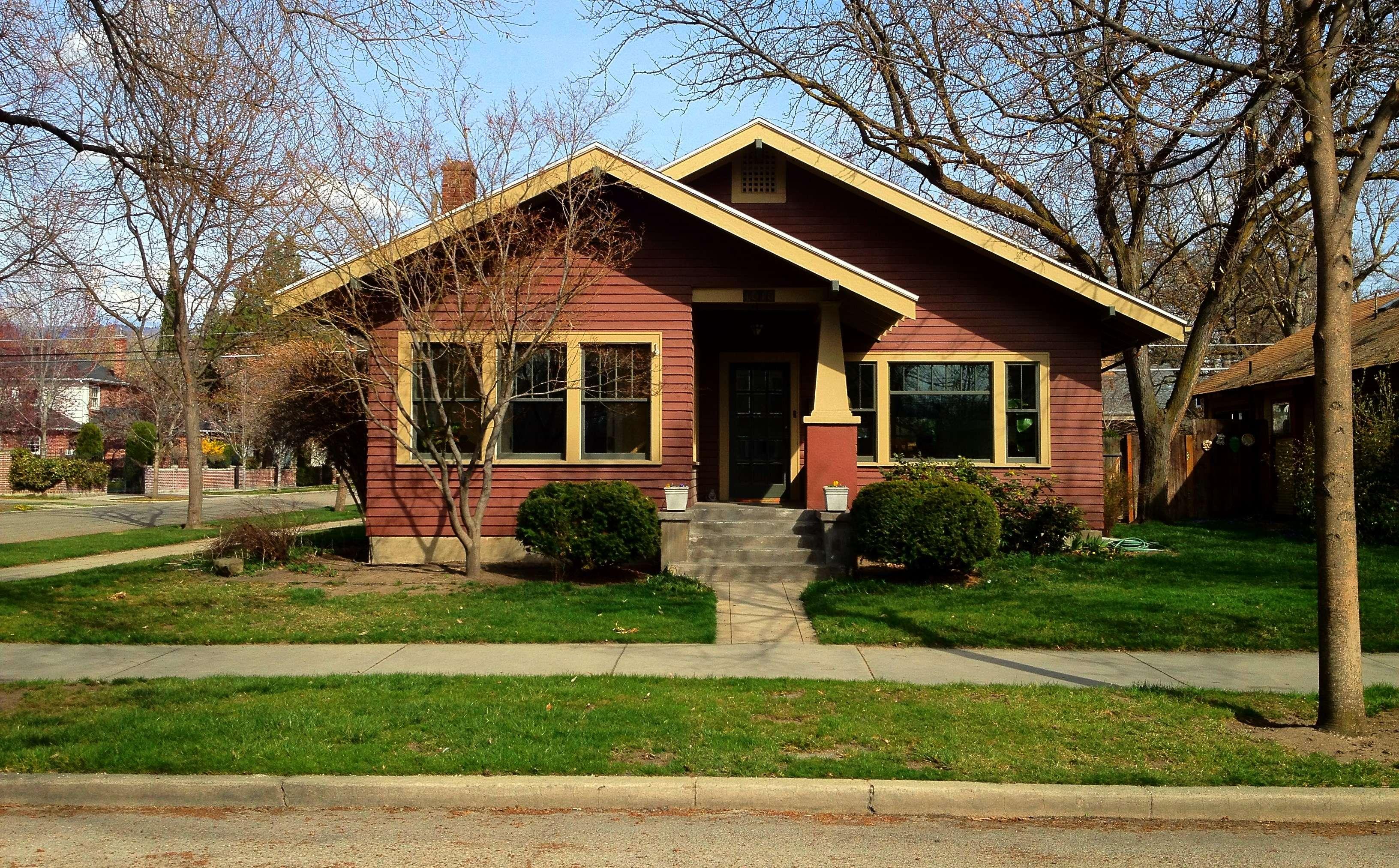 Essay Eclectic Bungalows Boise Idaho