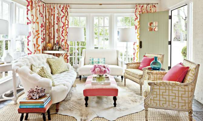 Essentials Southern Girl Style Decorating Lonny