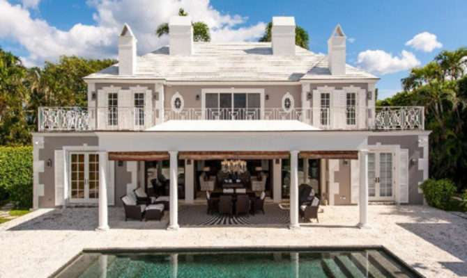 Estate Day Million British Colonial Style