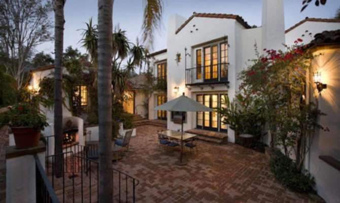 Estate Day Spanish Montecito