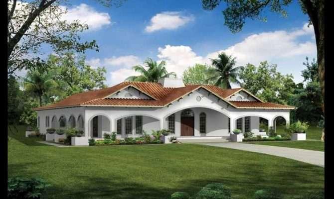 Estilo Colonial Planos Casas Modernas