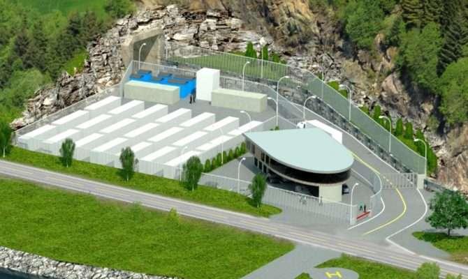 Europe Biggest Data Center Open Norway News