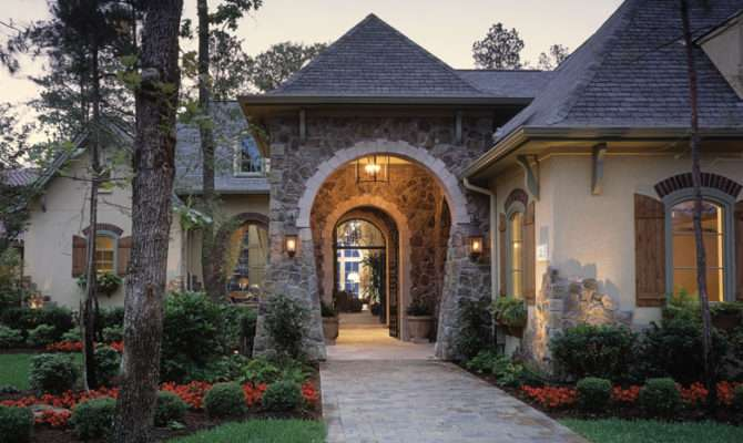 European Home Plans Style Designs Homeplans