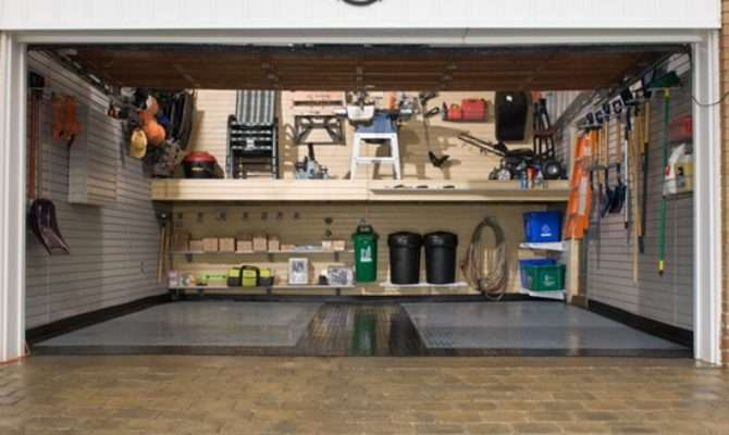 Example Garage Designs