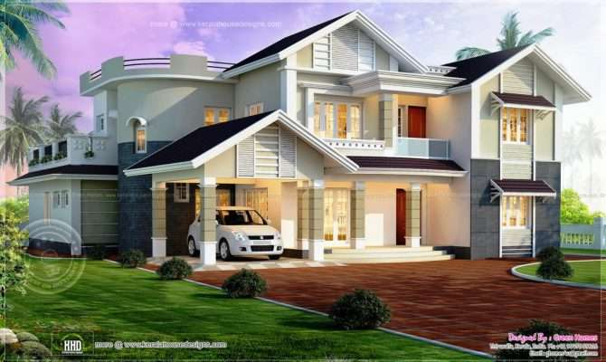 Excellent Beautiful Homes Designs Bedroom Home Kerala