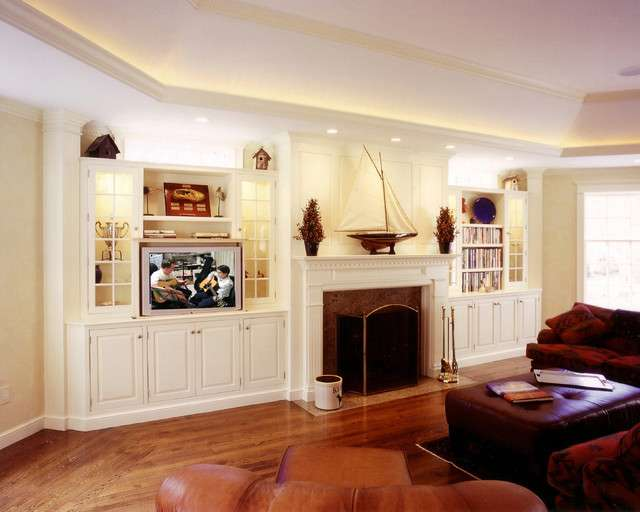 Excellent New England Style Living Rooms Concerning