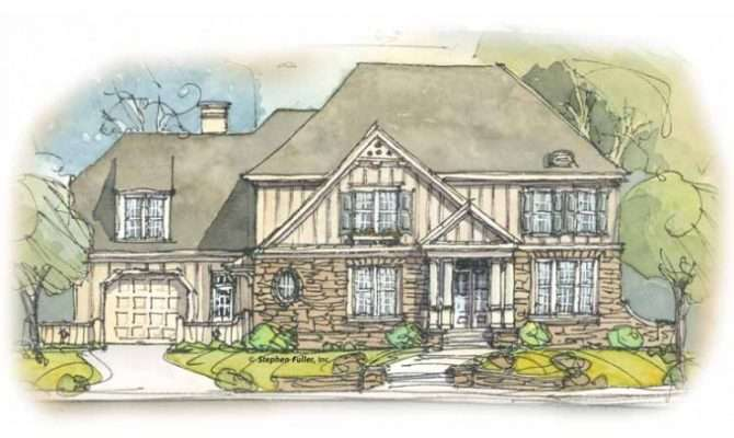 Exceptional Old Fashioned House Plans